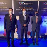 Barranquilla es presentada oficialmente como sede del XXVII Congreso Mundial de Derecho