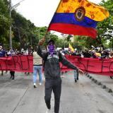 Gobierno pide a mandatarios locales garantizar la protesta pacífica