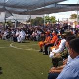 Tasajera recordó a las víctimas del camión cisterna en su primer aniversario