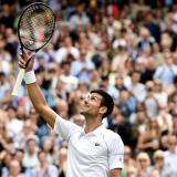Novak Djokovic está imparable