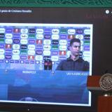 El presidente de México aplaude gesto de Cristiano Ronaldo contra Coca-Cola