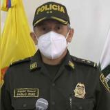 """Retiran del cargo al segundo oficial de Policía por """"captura"""" de alias Manolo"""
