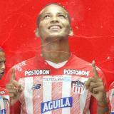 Ferlys García, del Barranquilla FC al Junior