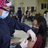 EL HERALDO comenzó la vacunación contra la covid-19 de sus colaboradores