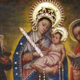 Roban reliquias de la Virgen de Chiquinquirá y Policía captura al responsable