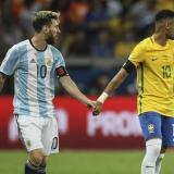 Neymar y Messi, los mejores jugadores de la Copa América