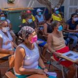 Mejora panorama de covid-19 en Cartagena: Dadis