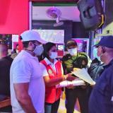 Alcaldía y Policía cierran por 5 días discoteca en Cartagena
