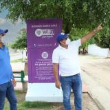 Finaliza diagnóstico de zonas wifi en los municipios del sur