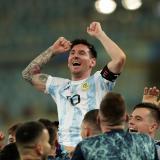 """Laporta mantiene que la renovación de Messi """"progresa adecuadamente"""""""