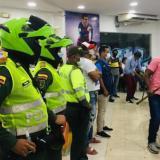 Buen comportamiento en el fin de semana: Policía