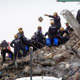 Autoridades identifican a colombiana fallecida en derrumbe de Miami