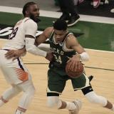 Bucks descuentan en la final de la NBA