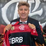 Renato Gaúcho es el nuevo entrenador de Flamengo