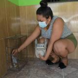 Denuncian el robo de tubería de gas en 40 casas en Suan, Atlántico
