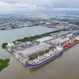 Socializan proyecto de puerto de aguas profundas