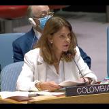 Vicepresidenta interviene en Consejo de Seguridad de la ONU sobre Colombia