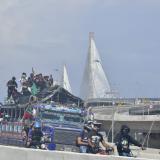Instalan PMU por llegada de minga indígena a la ciudad