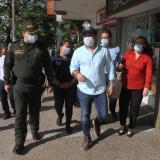 Autoridades y comerciantes de la calle 72 crearán frente de seguridad