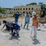 Nueva plaza de Soledad estaría lista en noviembre