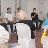 Alcalde de Puerto anunció un paquete de obras para Pradomar