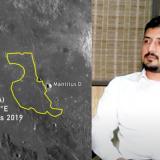 Hombre compró terreno en la Luna y resultó estafado