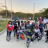 Barranquilla recibe a varios de los mejores bicicrosistas del país