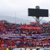Medellín-Águilas, primer partido de la Liga con público