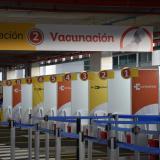 Aeropuerto de Bogotá ya cuenta con punto de vacunación