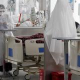 Entre 70 y 85 % de hospitalizados tuvo posibilidad de vacunarse y no lo hizo