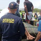 Pescadores de Tasajera piden perdón por la muerte de la manatí 'Julieta'