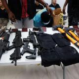 Exmiliatres colombianos fueron contratados para seguridad del médico Sannon