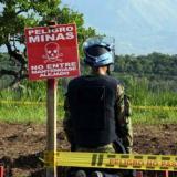Suiza donará a Colombia 4,3 millones de dólares para lucha contra minas antipersonas