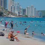 San Andrés y Santa Marta lideran la recuperación turística
