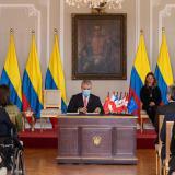 Presidente Duque sanciona ley que reduce la jornada laboral desde 2023