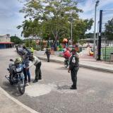 La Policía de Sucre está en alerta por fiestas y protestas