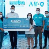 Air-e premió las mejores ideas para combatir el hurto de energía