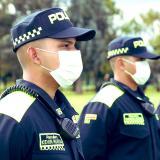 Policía Nacional estrena uniforme este 19 de julio