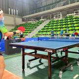 Barranquilla gozó con el tenis de mesa