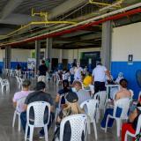 Barranquilla mantiene alto promedio de vacunación