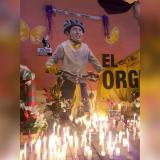 Emotivo homenaje a Julián Esteban en mural junto a Egan Bernal