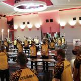 Así se celebró la independencia de Colombia en la Villa Olímpica