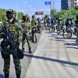 Ejército sale a las calles para reforzar la seguridad en Barranquilla