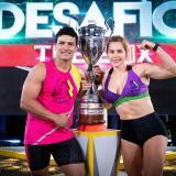 Paola y Galo son los ganadores del 'Desafío The Box'