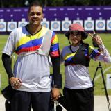 Colombia debuta con tiro con arco