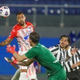 Marlon Piedrahita dijo que respaldaron a Amaranto en el campo de juego