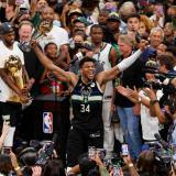 Los Bucks se proclaman campeones de la NBA tras derrotar a los Suns
