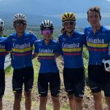 Debutan los ciclistas colombianos en los Juegos Olímpicos de Tokio 2020