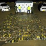 5.338 kilos de droga han caído en la zona portuaria