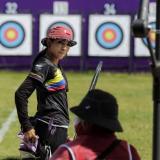 Valentina Acosta abre participación de colombianos en Juegos Olímpicos